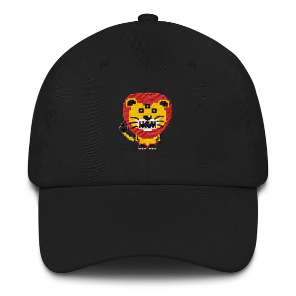 db8883ba8f38d Lion - Dad Hat – LaLion Official Store