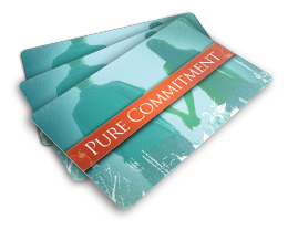 Secular Commitment Card