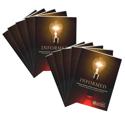 Informed Workbook - 10 Pack