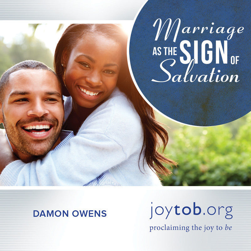 Marriage As the Sign of Salvation