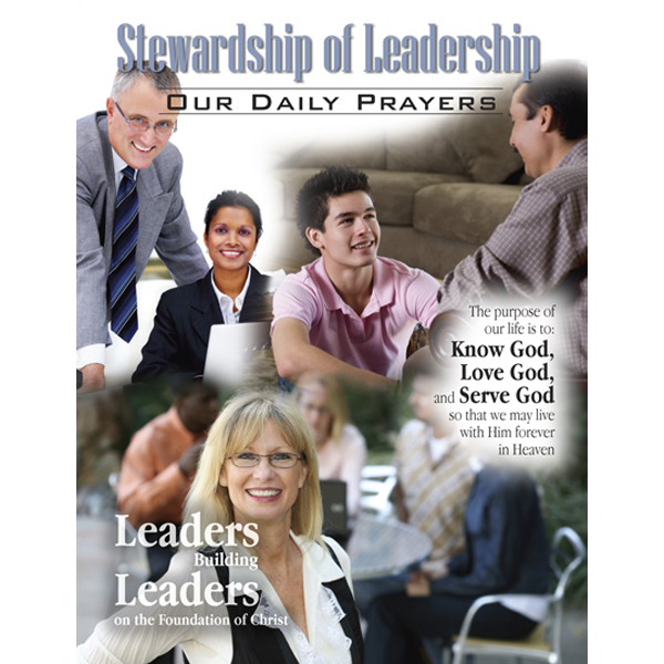Leadership Prayer Booklet