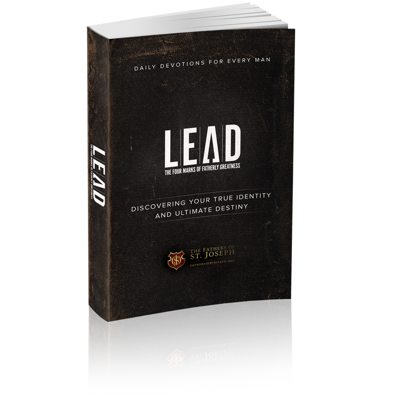 LEAD - Daily Devotions for Every Man