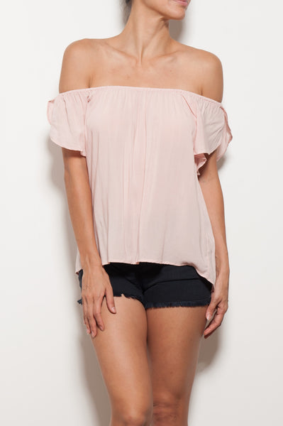 Caris Off Shoulder Top