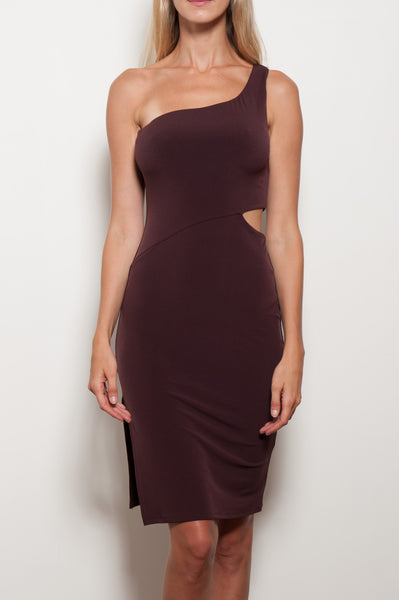 Merisa One Shoulder Dress