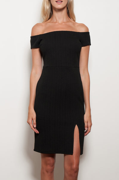 Won't Be Silence Sheath Dress