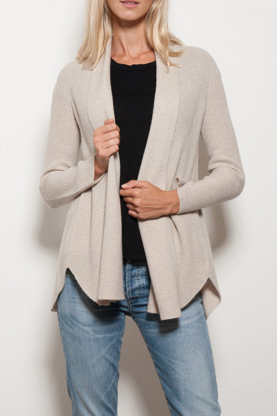 Bryna Wool Cardigan