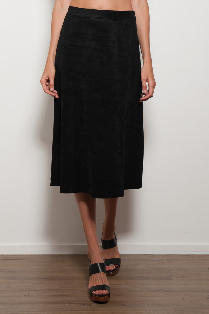 Yennie Panel Skirt