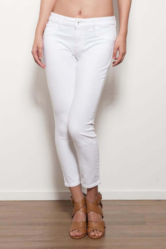 Florence Cropped Skinny