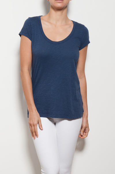 Kira Scoop Neck Top