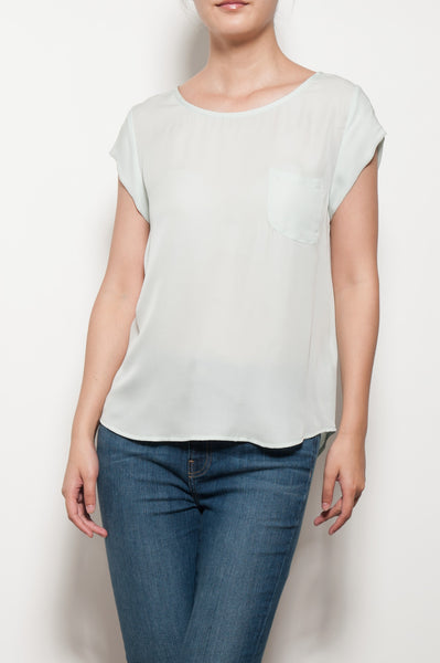 Rancher Silk Top