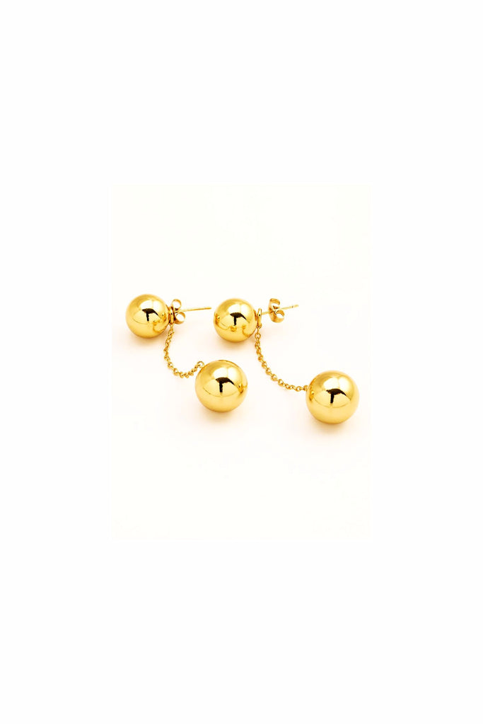 Newport Double Drop Earrings