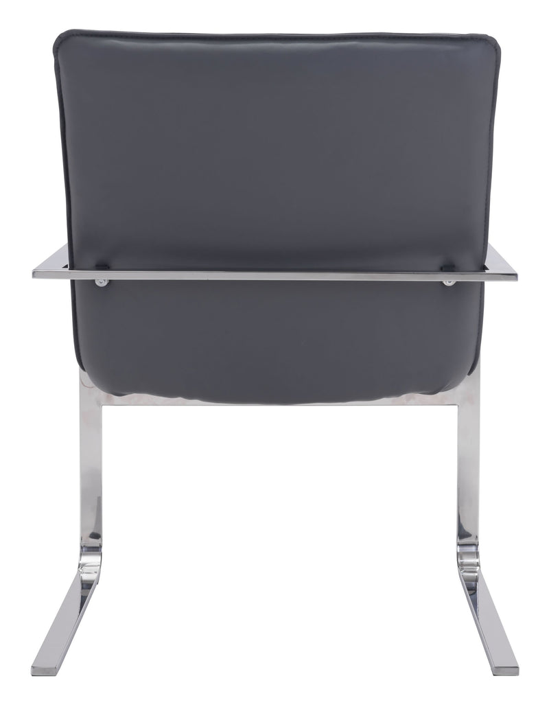 Solo Occasional Chair Gray