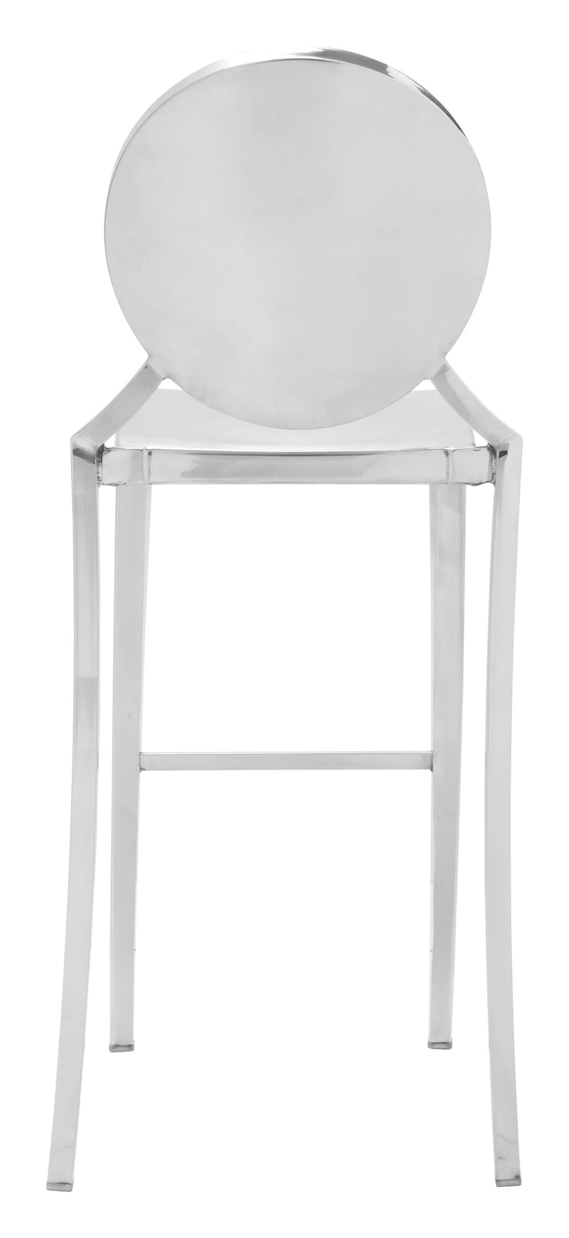 Eclipse Bar Chair Ss (Set of 2)