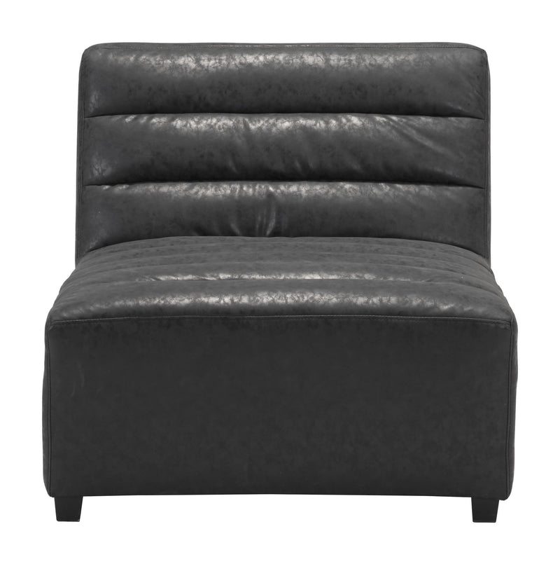 Soho Single Chair Vintage Black