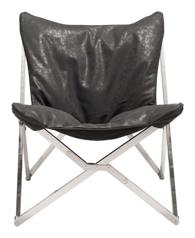 Sunk Chair Black