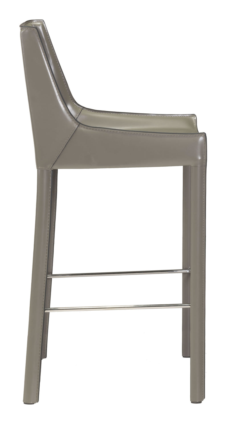 Fashion Bar Chair Stone Gray (Set of 2)