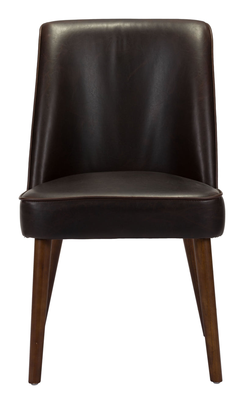 Kennedy Chair Brown (Set of 2)