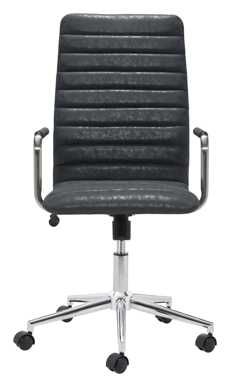 Pivot Office Chair Vintage Black