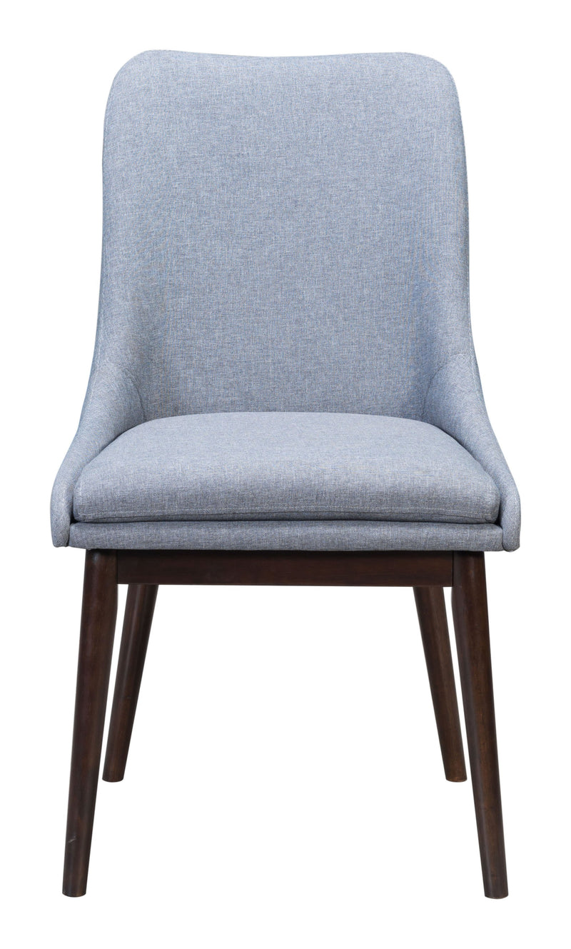 Ashmore Chair Gray (Set of 2)