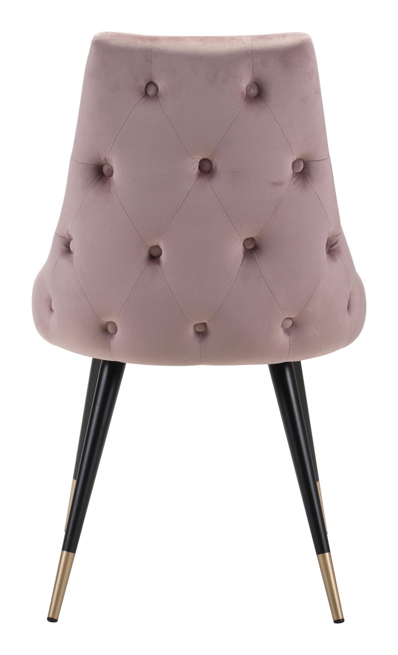 Piccolo Dining Chair Pink (Set of 2)
