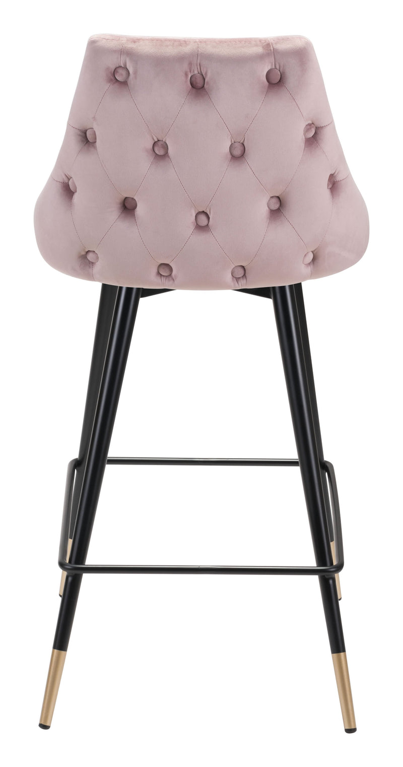 Piccolo Counter Chair Pink