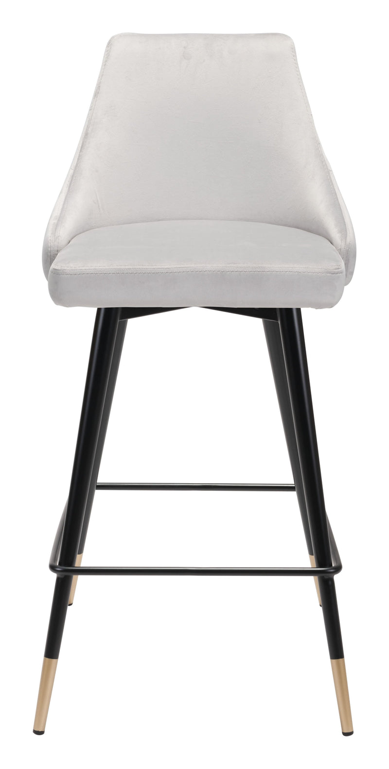Piccolo Counter Chair Gray
