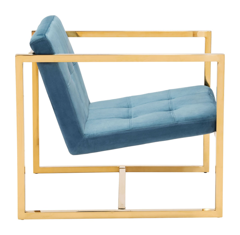 Alt Arm Chair Blue