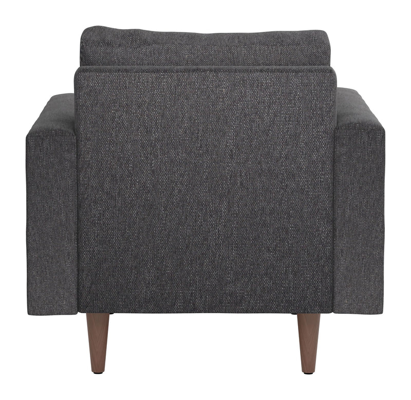 Kace Arm Chair Slate Gray