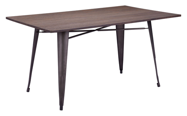 Titus Rectangular Dining Table R. Wood