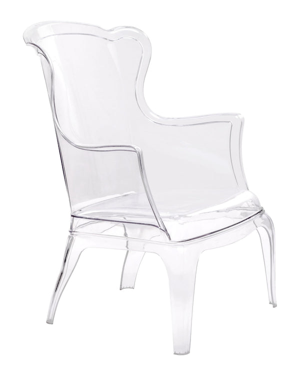 Vision Occasional Chair Transparent
