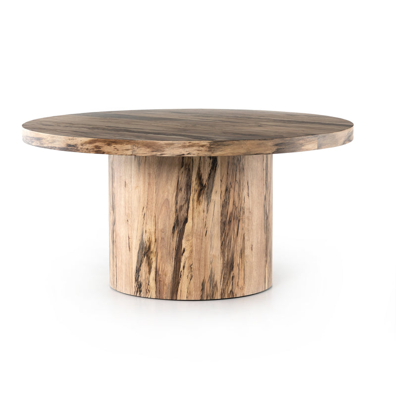 Hudson Round Dining Table-Primavera