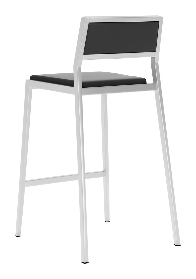 Dolemite Counter Chair Black (Set of 2)