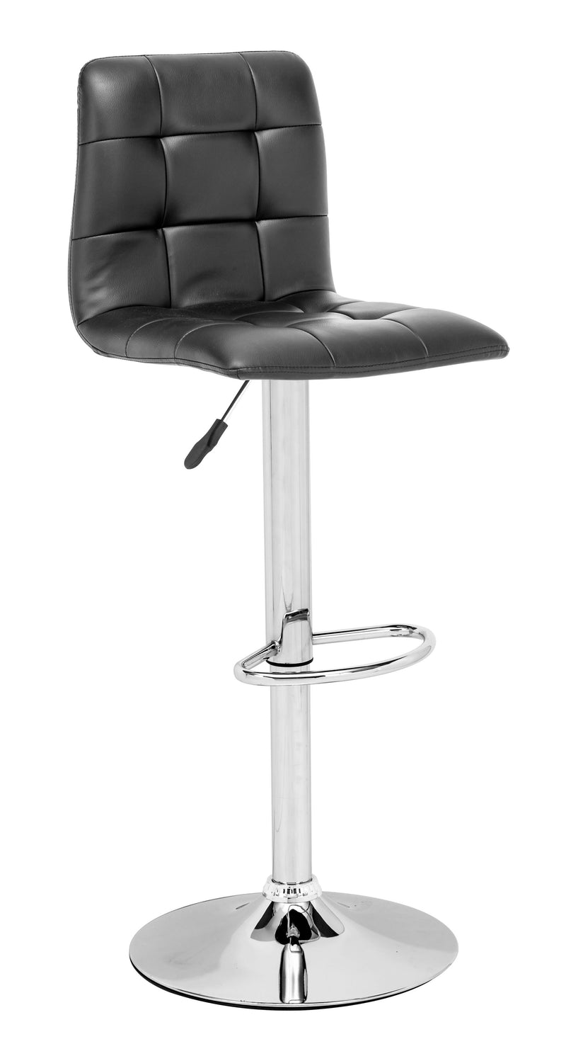 Oxygen Bar Chair Black