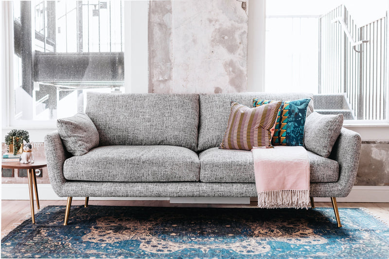 Harlow Sofa Grey