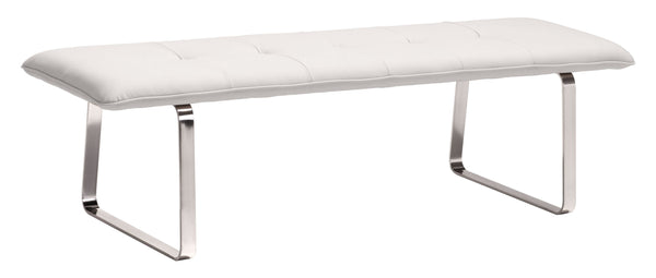 Cartierville Bench White