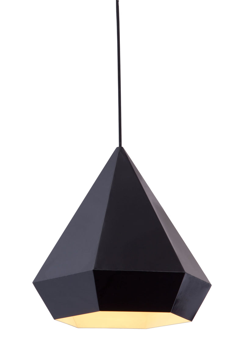 Forecast Ceiling Lamp Black