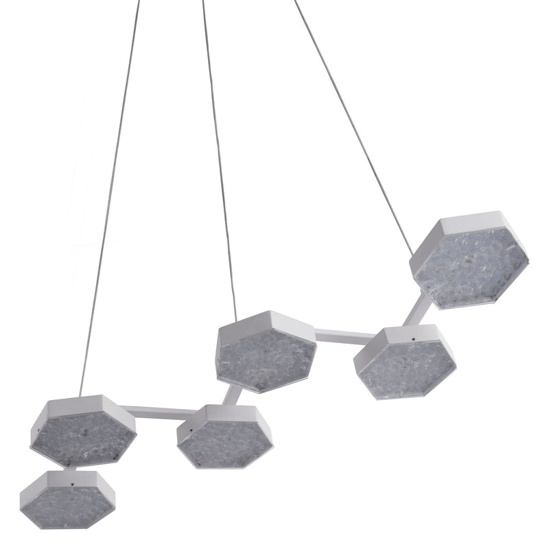 Dunk Ceiling Lamp White