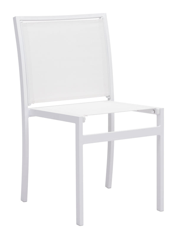 Mayakoba Dining Chair White (Set of 2)