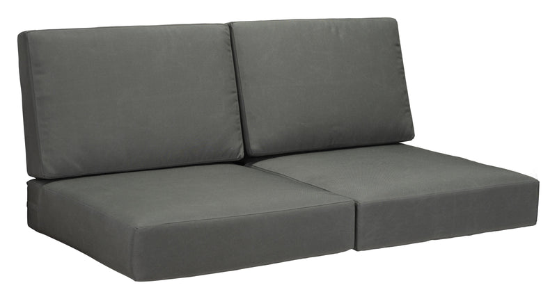 Cosmopolitan Sofa Cushions Dark Gray