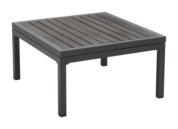 Santorini Lift-Top Coffee Table Drk Gry