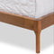 Brooklyn Beige Full Size Platform Bed
