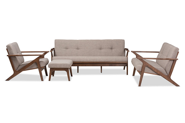 Bianca Grey Sofa Set