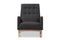 Marlena   Dark Grey   Whitewash Wood Rocking Chair