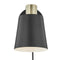 Alexi Plug-In Wall Sconce