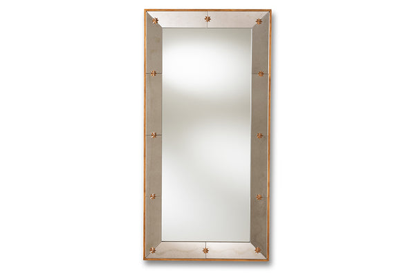 Almira Gold Mirror
