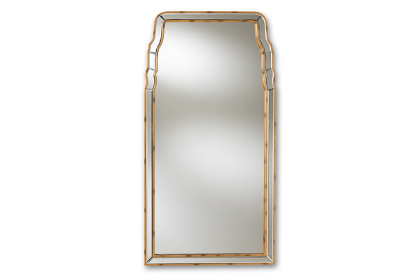 Alice Gold Wall Mirror