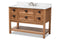 Alamitos 48-Inch Oak Bathroom Vanity