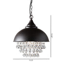 Viona Crystal Pendant Light
