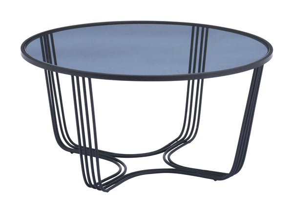 Tempo Coffee Table Black