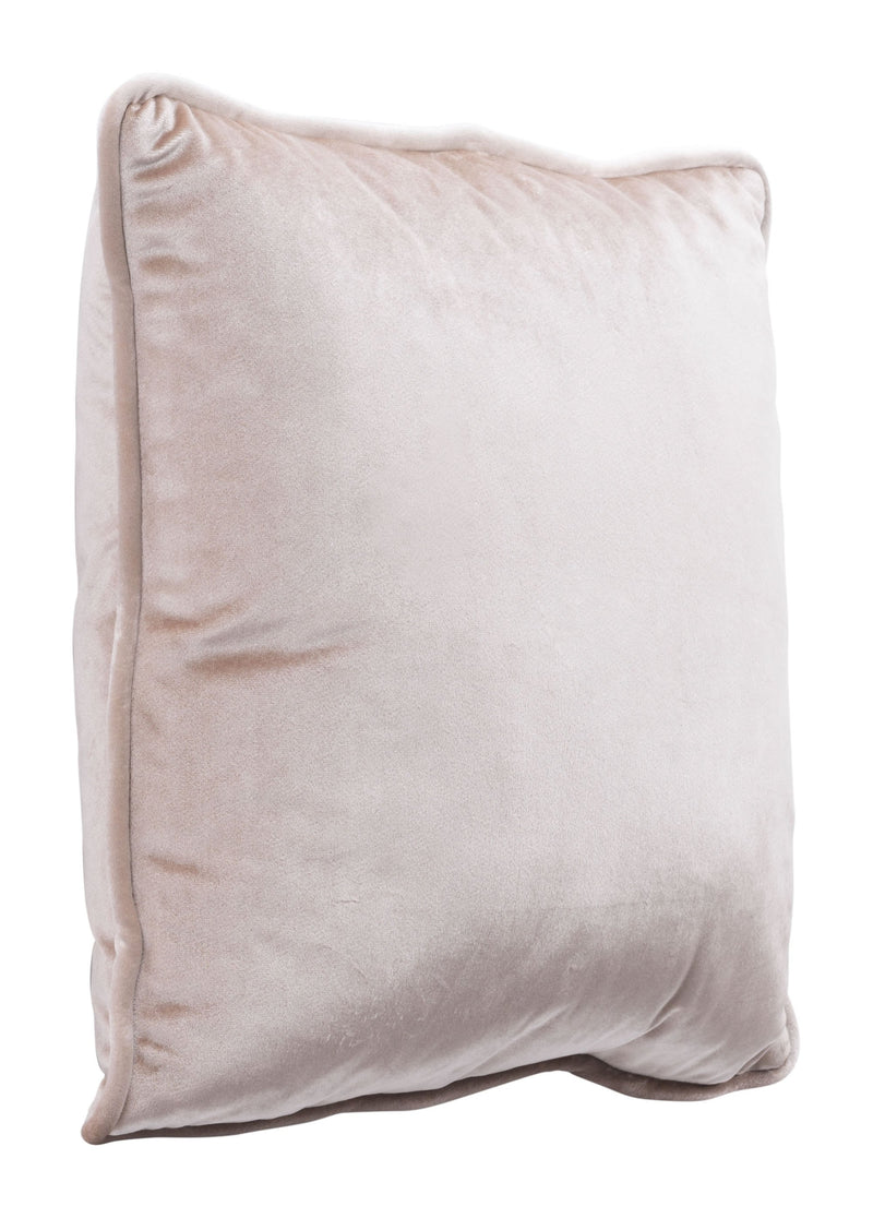 Velvet Pillow Gold